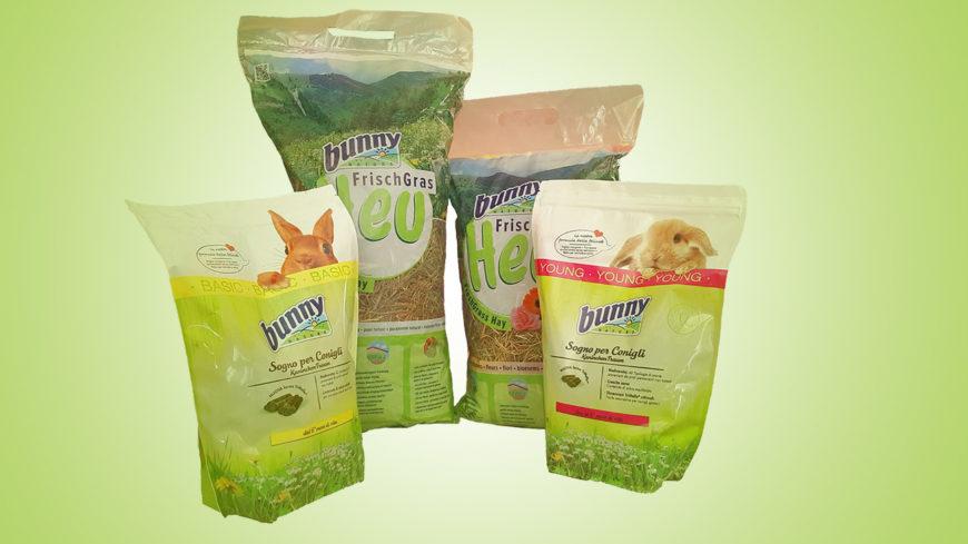 Bunny – Ricette a base di Erbe