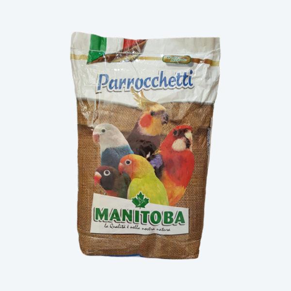 Manitoba - Parrocchetti