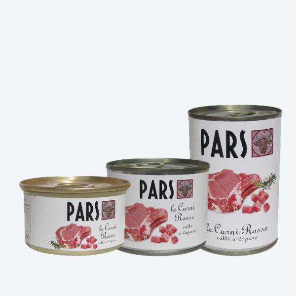 pars carni rosse