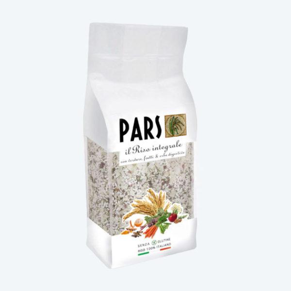 pars riso e erbe