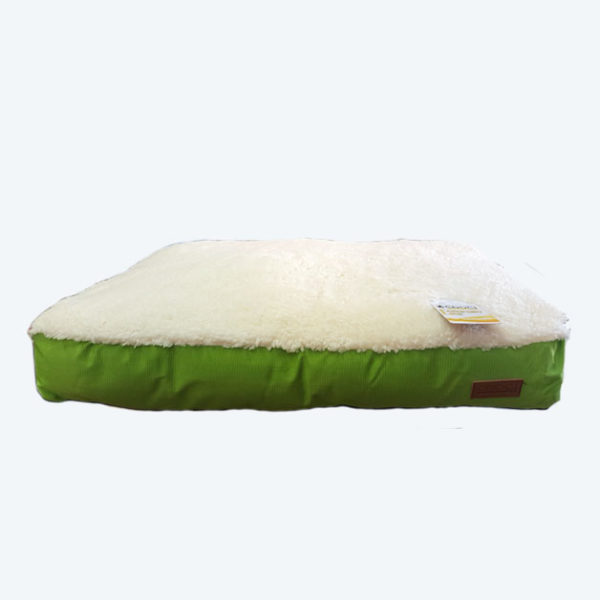 cuscino verde