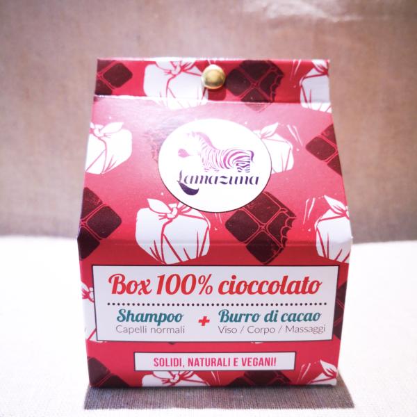 box cioccolato